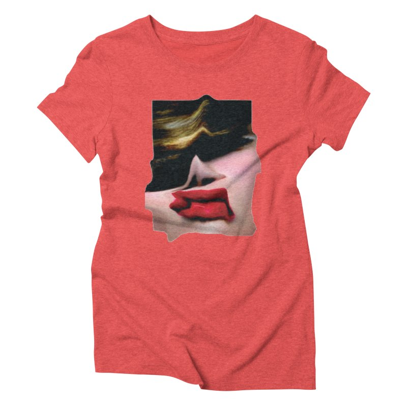 Snooty  Women's Triblend T-Shirt by Toban Nichols Studio