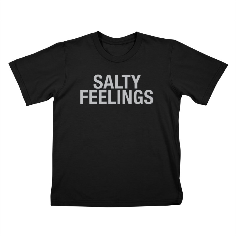 Salty Kids T-Shirt by Toban Nichols Studio