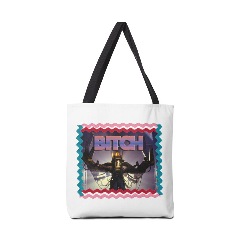 Bad B*tch Accessories Tote Bag Bag by Toban Nichols Studio