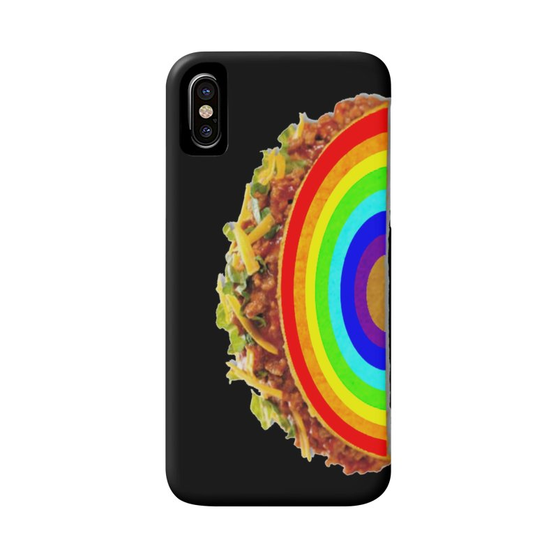 Tacobow Accessories Phone Case by Toban Nichols Studio