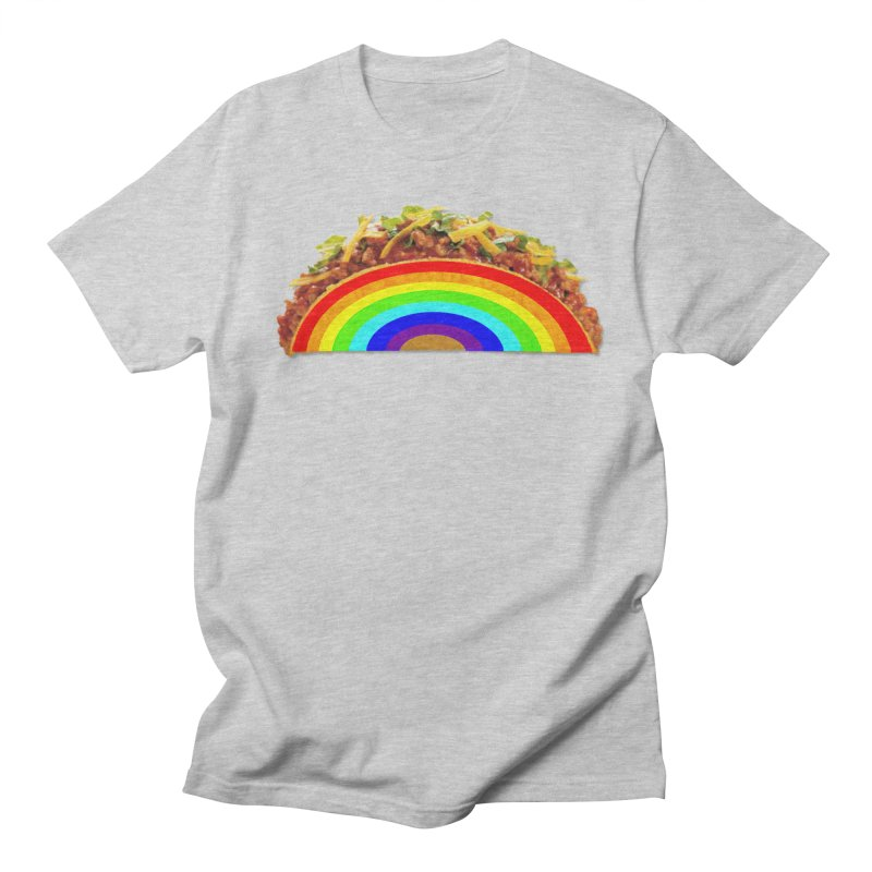 Tacobow Men's Regular T-Shirt by Toban Nichols Studio