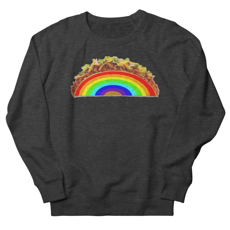 Tacobow Men's French Terry Sweatshirt by Toban Nichols Studio