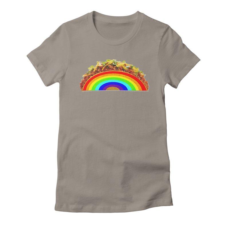 Tacobow Women's T-Shirt by Toban Nichols Studio