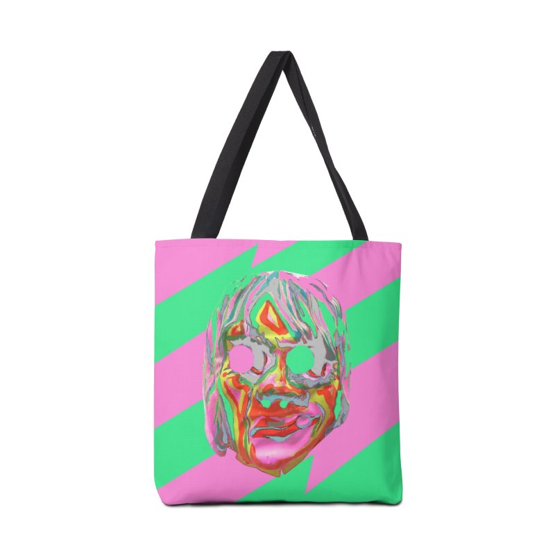 Zombiface Accessories Bag by Toban Nichols Studio