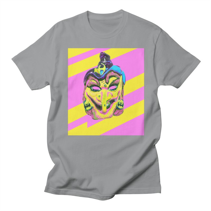 Witchface Men's Regular T-Shirt by Toban Nichols Studio