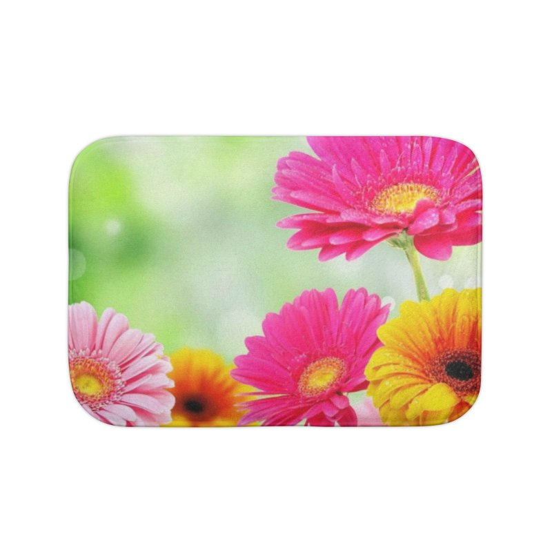Dheysies Home Bath Mat by Toban Nichols Studio