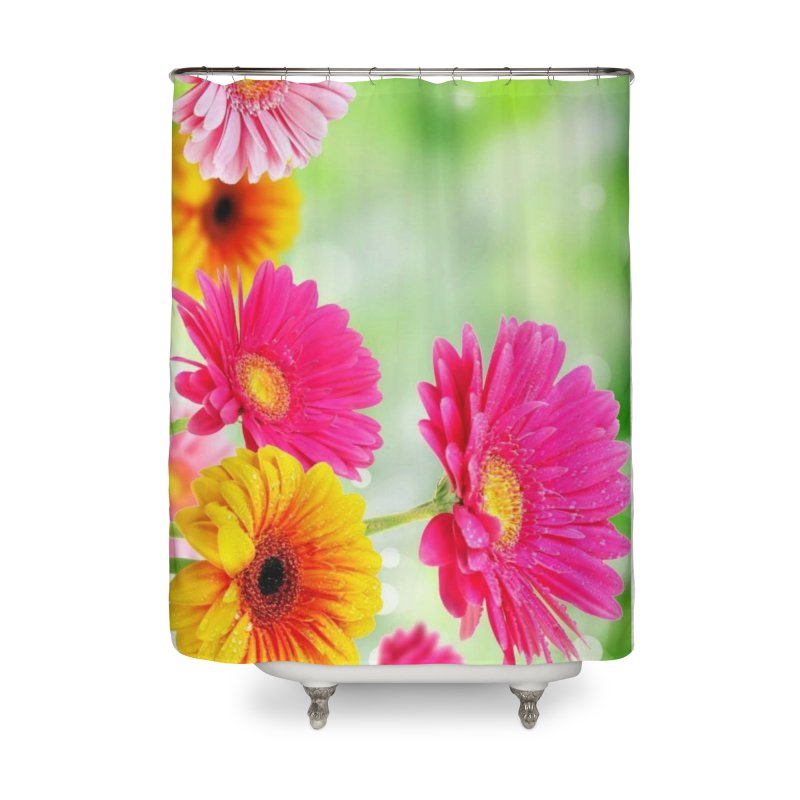 Dheysies Home Shower Curtain by Toban Nichols Studio
