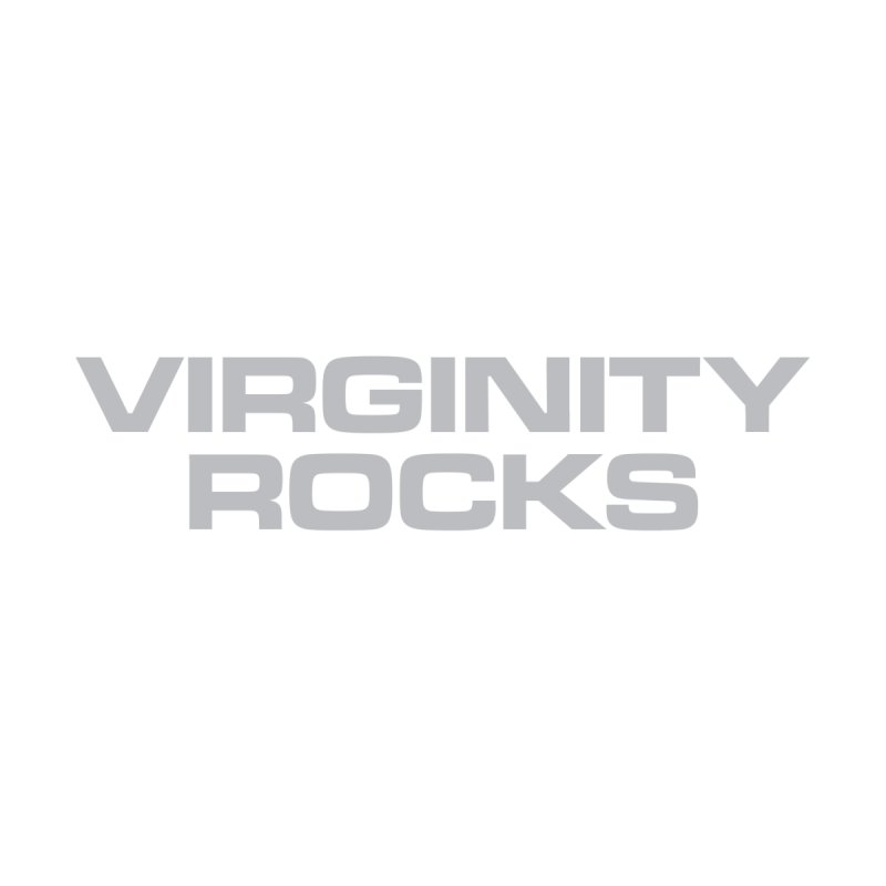 Virginity Rocks Men's T-Shirt by Toban Nichols Studio