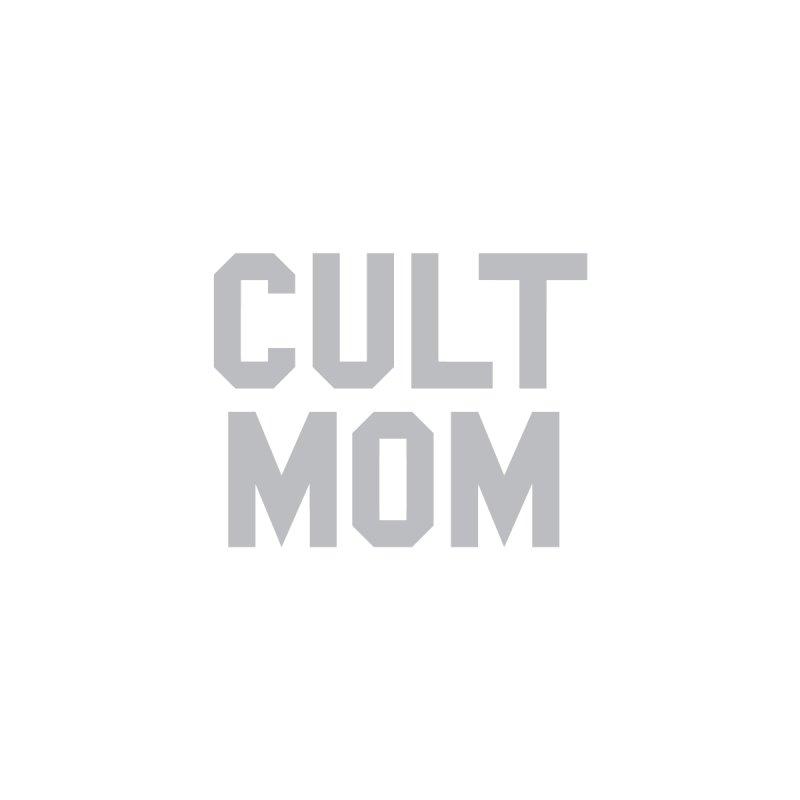 Cult Mom Men's T-Shirt by Toban Nichols Studio
