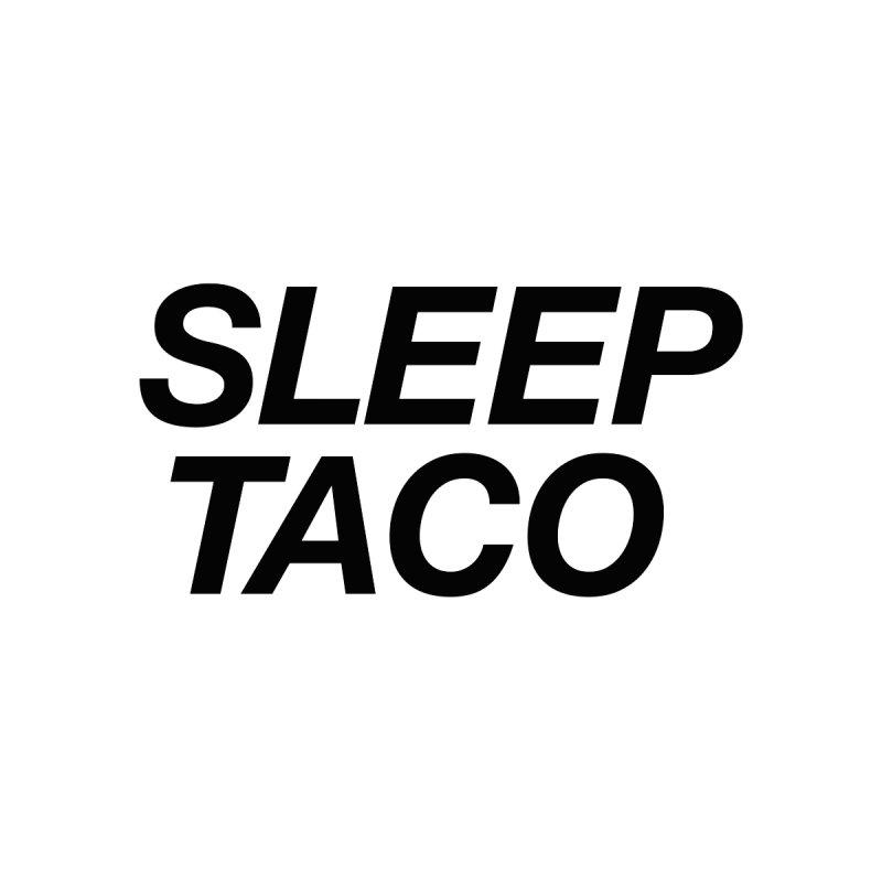 Sleep Taco Men's T-Shirt by Toban Nichols Studio