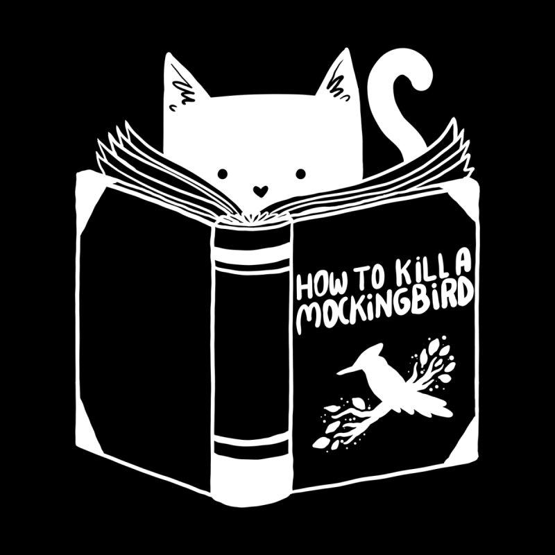 How to Kill a Mockingbird - White Men's T-Shirt by Tobe Fonseca's Artist Shop