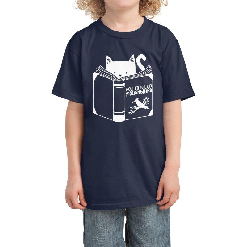 How to Kill a Mockingbird - White Kids T-Shirt by Tobe Fonseca's Artist Shop