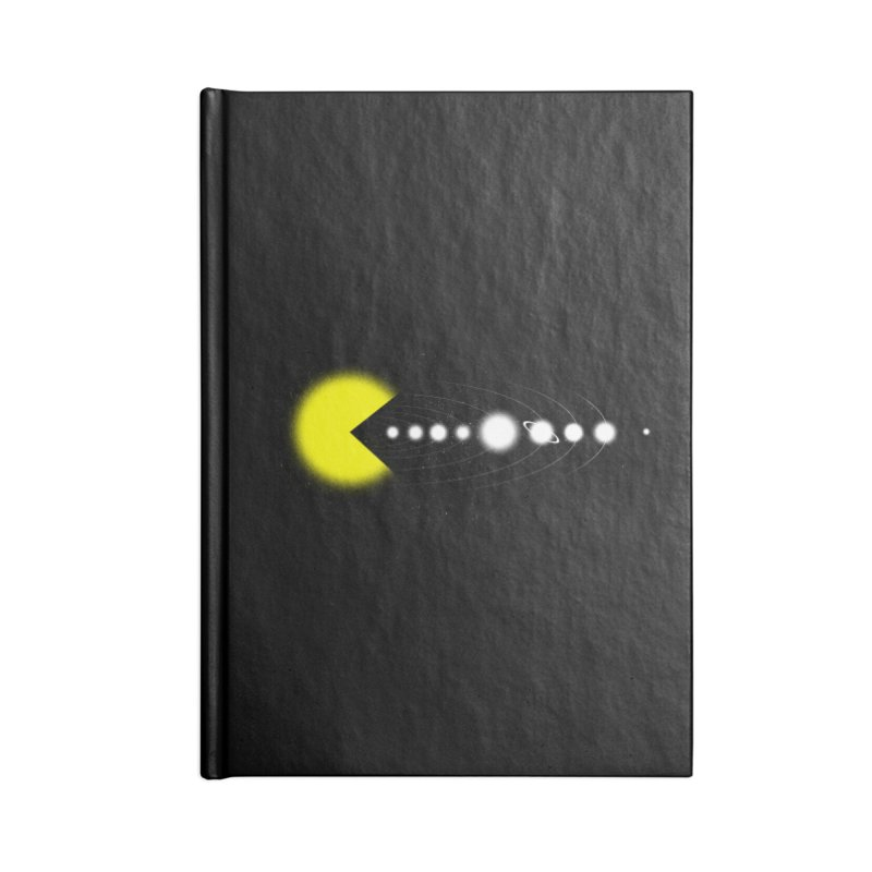 Solar Expansion Accessories Notebook by Tobe Fonseca's Artist Shop