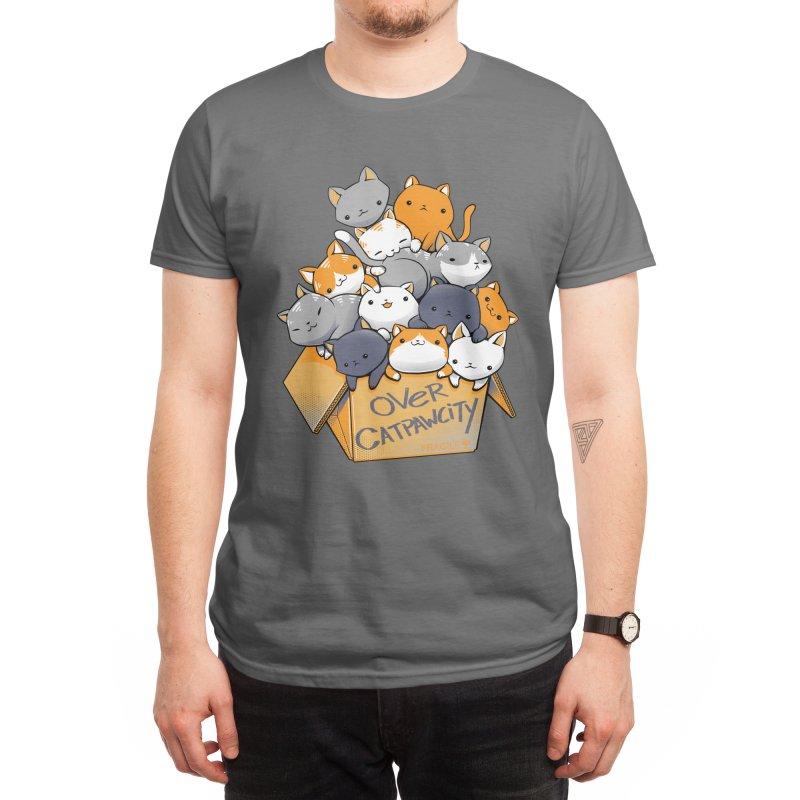 Over Catpawcity Men's T-Shirt by Tobe Fonseca's Artist Shop