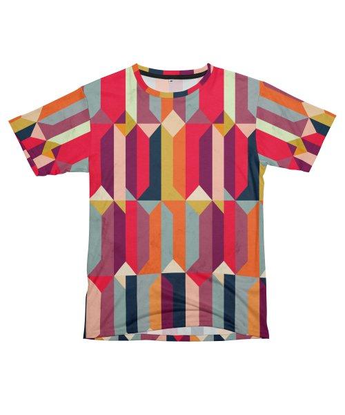 Geometric Icelandic Colors