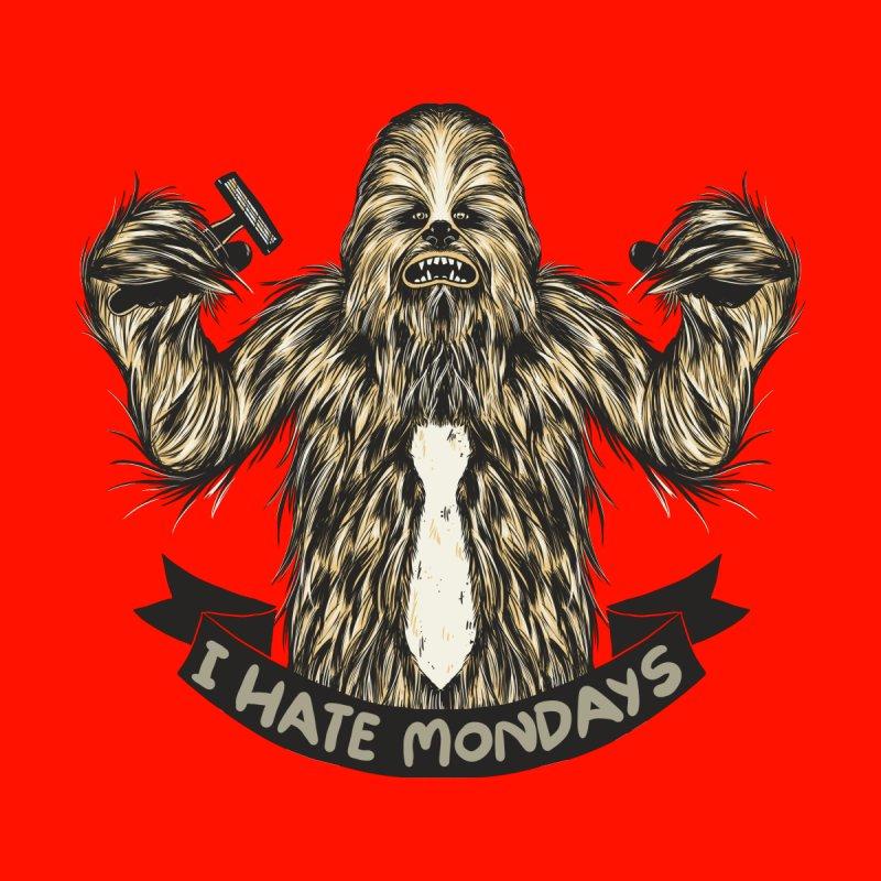 I Hate Mondays Kids Baby Zip-Up Hoody by Tobe Fonseca's Artist Shop