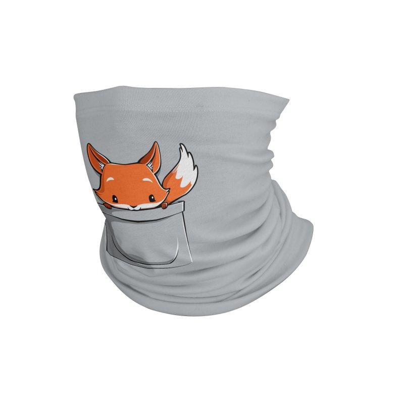 Pocket Fox Accessories Neck Gaiter by Tobe Fonseca's Artist Shop