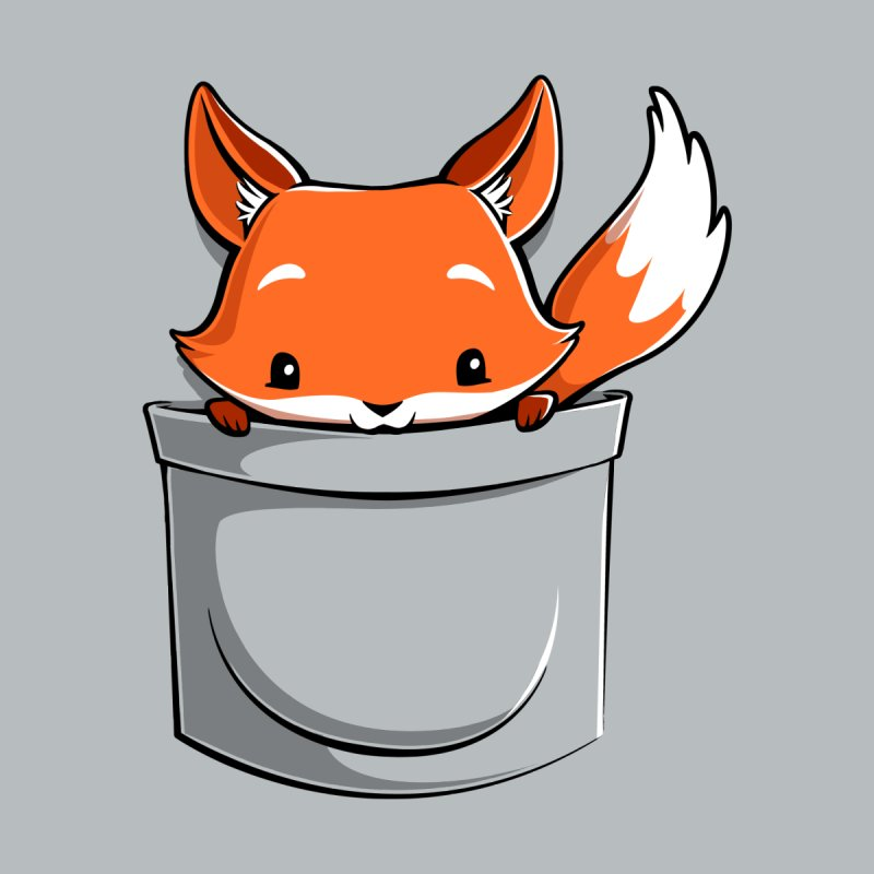 Pocket Fox Kids Baby T-Shirt by Tobe Fonseca's Artist Shop