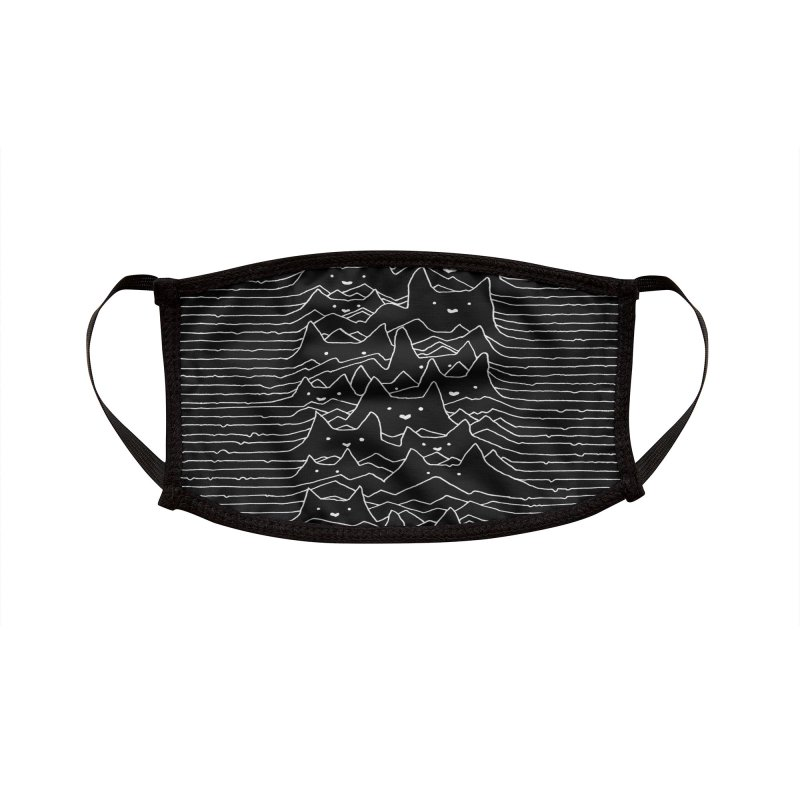 Furr Division Accessories Face Mask by Tobe Fonseca's Artist Shop