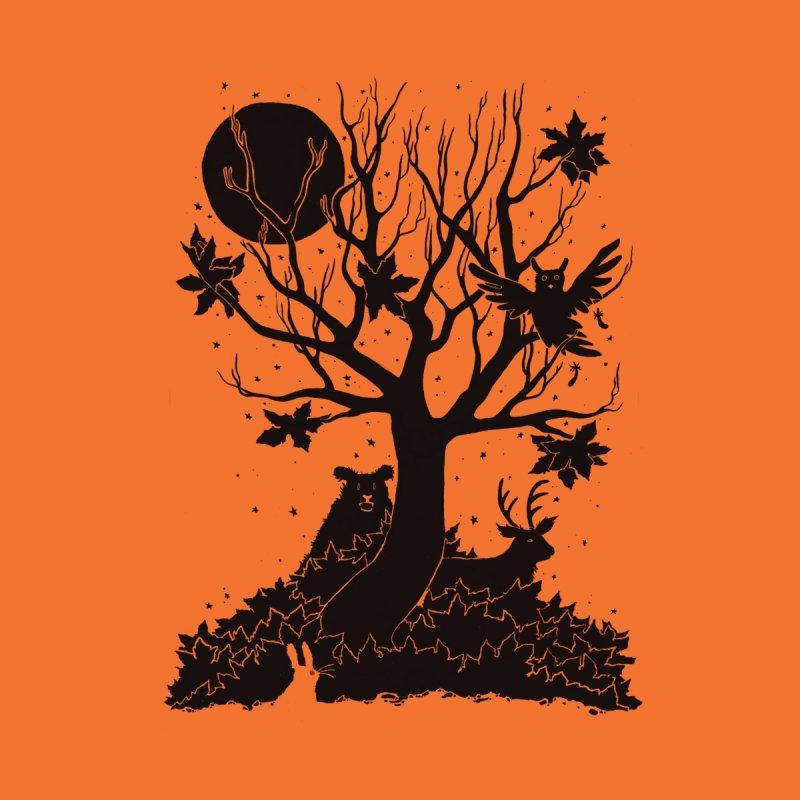 Autumn Forest Men's Tank by Tobe Fonseca's Artist Shop
