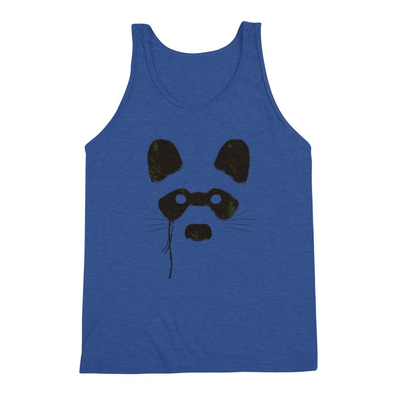 Raccoon Men's Tank by Tobe Fonseca's Artist Shop