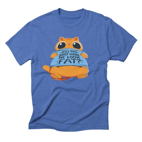 image for Does This Shirt Make Me Look Fat?