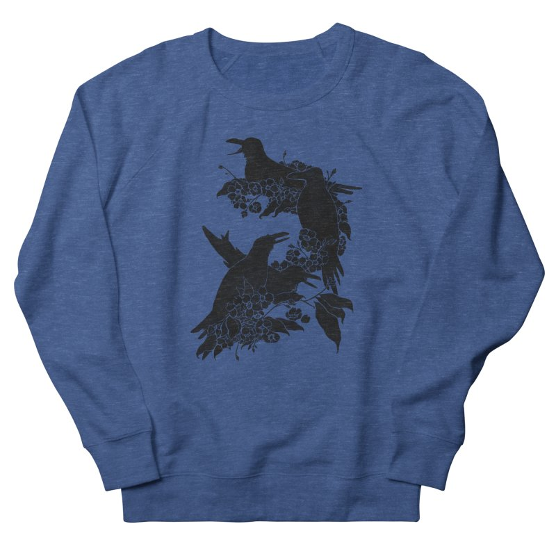A Feast for Crows Men's Sweatshirt by Tobe Fonseca's Artist Shop