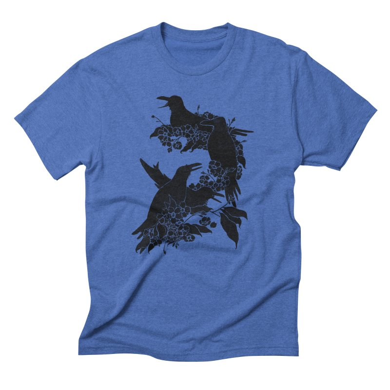 A Feast for Crows Men's T-Shirt by Tobe Fonseca's Artist Shop