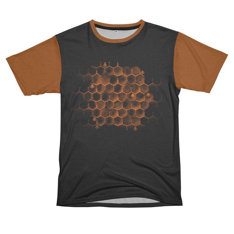 Glucose Hive Men's Cut & Sew by Tobe Fonseca's Artist Shop