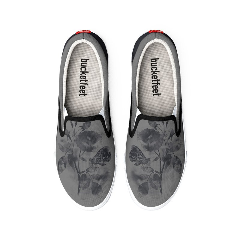 Inked Men's Shoes by Tobe Fonseca's Artist Shop