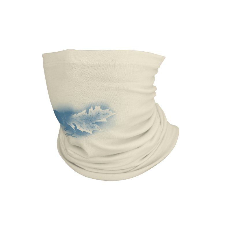 Leaves Accessories Neck Gaiter by Tobe Fonseca's Artist Shop