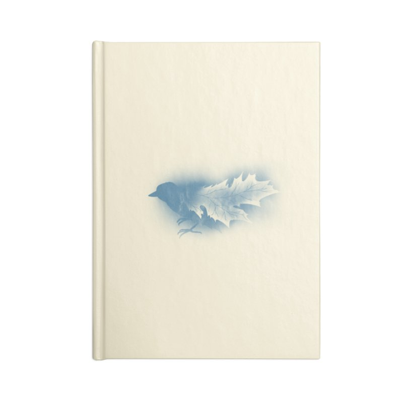 Leaves Accessories Notebook by Tobe Fonseca's Artist Shop