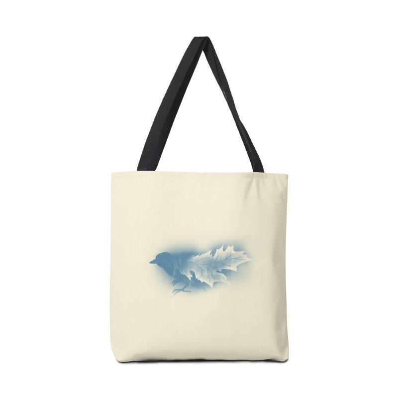 Leaves Accessories Bag by Tobe Fonseca's Artist Shop
