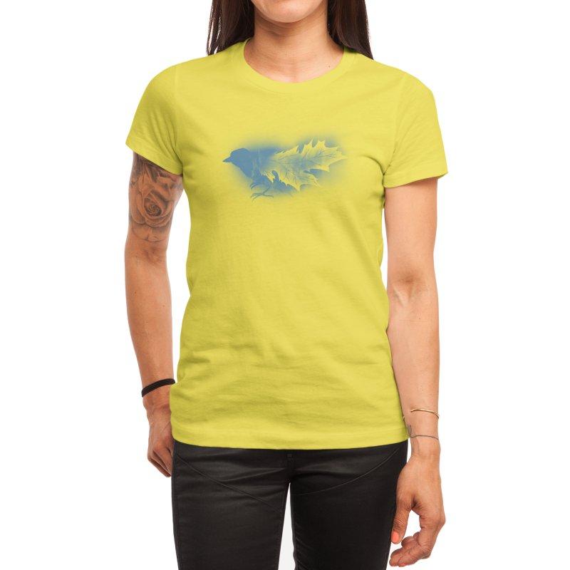 Leaves Women's T-Shirt by Tobe Fonseca's Artist Shop