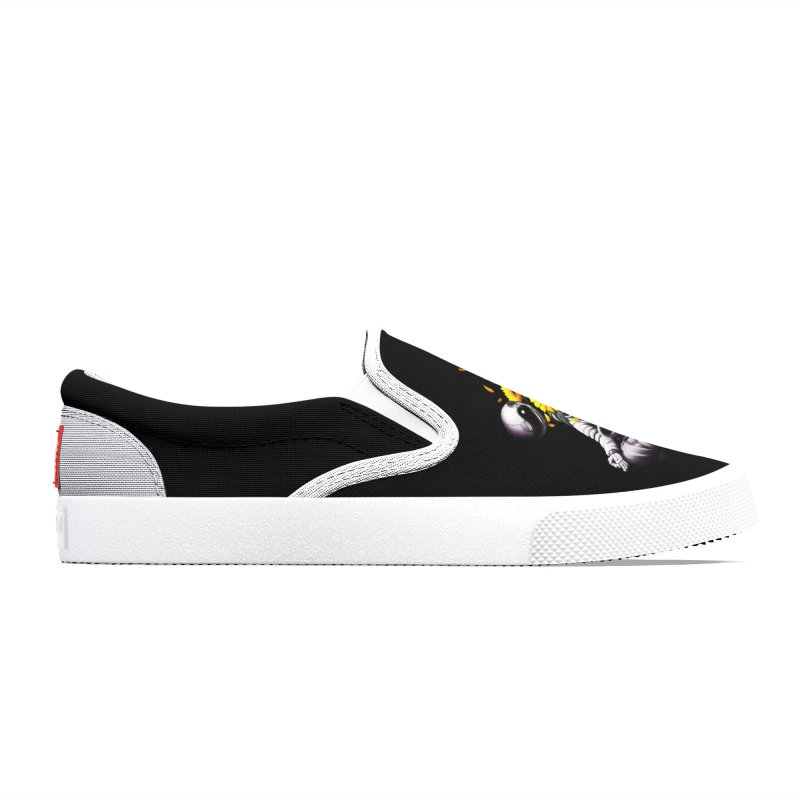 Meditation Astronaut Spring Women's Shoes by Tobe Fonseca's Artist Shop