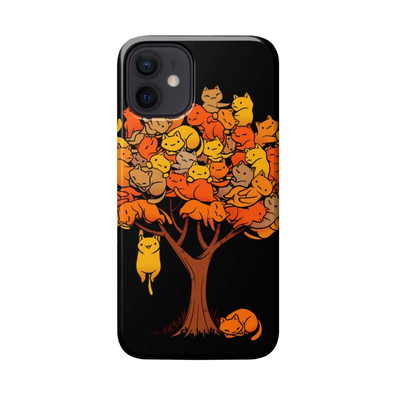 Cat Tree Accessories Phone Case by Tobe Fonseca's Artist Shop