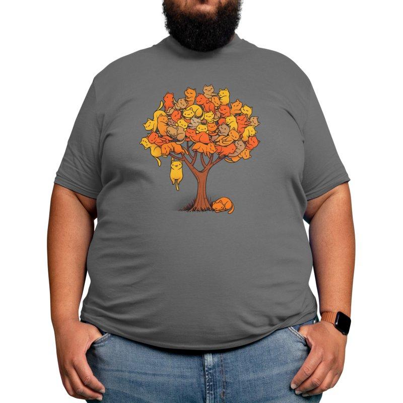 Cat Tree Men's T-Shirt by Tobe Fonseca's Artist Shop