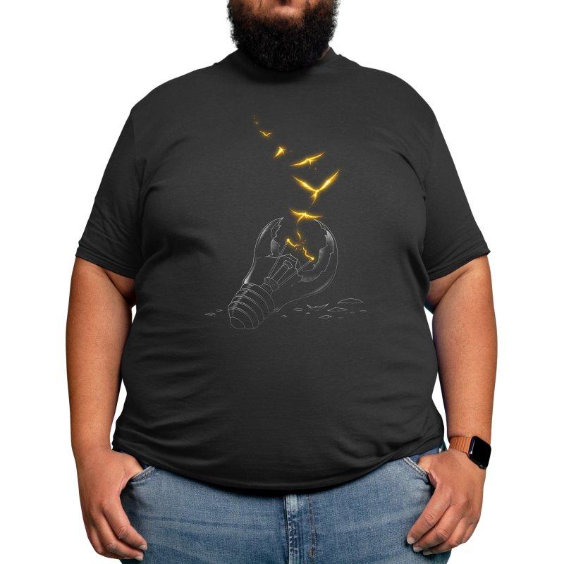 Freedom Light Bird Men's T-Shirt by Tobe Fonseca's Artist Shop