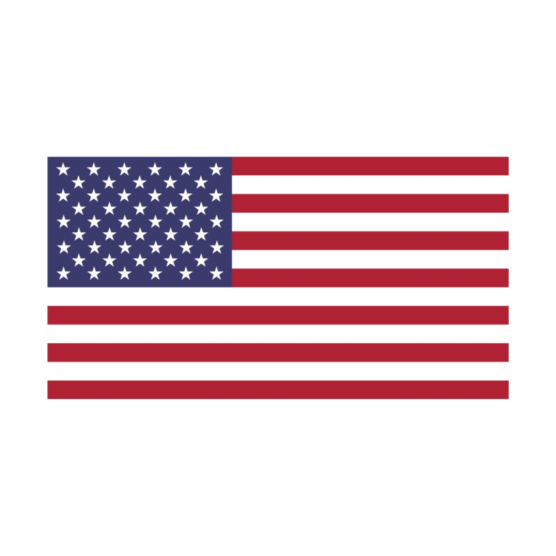 The United States Flag Accessories Face Mask by Tobe Fonseca's Artist Shop