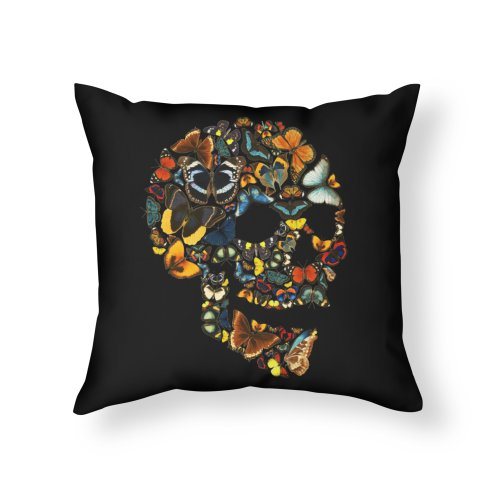 image for Butterfly Skull Vintage