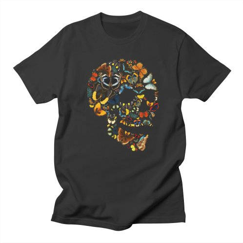 image for Butterfly Skull Vintage