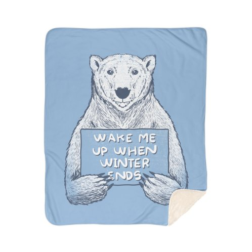image for Wake me up when winter ends