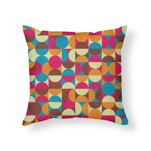 image for Energy Deco Retro Pattern Bubblegum