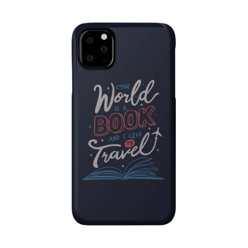 image for The World Is a Book and I Love To Travel