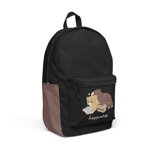 image for Happiness Brown Bear