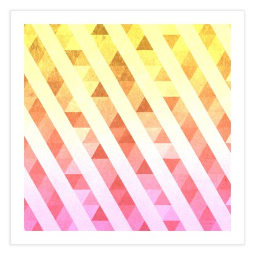 image for Triangles Lines Pattern