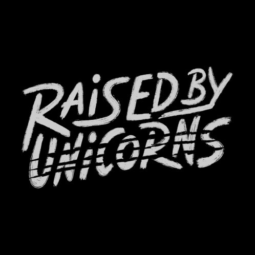 Design for Raised By Unicorns