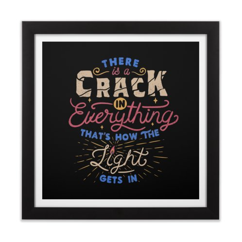 image for There Is A Crack In Everything - That's How The Light Gets In