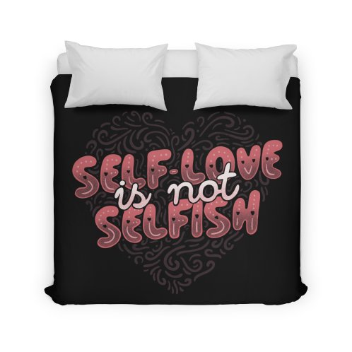 image for Self-Love is Not Selfish