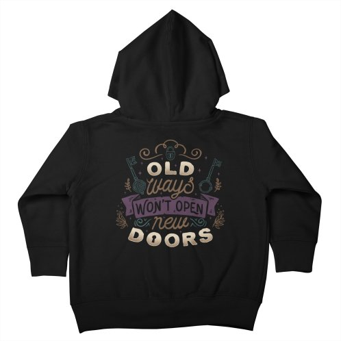 image for Old Ways Won't Open New Doors